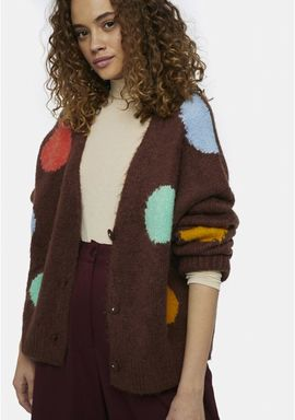CARDIGAN BROWN COLORS