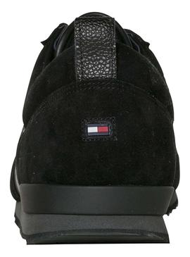Zapatillas Tommy Hilfiger Mix Iconic Negro Hombre