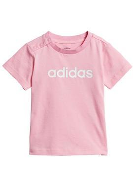Camello Valle mezcla  Camiseta Adidas Rosa