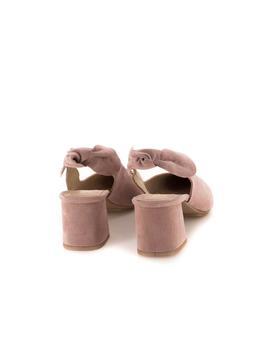 Zapato Vexed De Piel Nude 17470