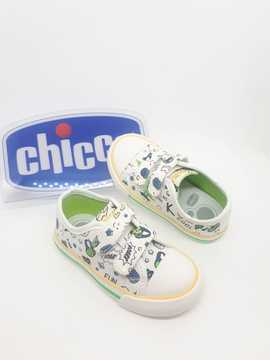 DEPORTIVA CHICCO,COCOS WHITE PATTERNED